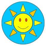 symbole krabbelstube beispiel ausgemalt